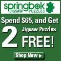 Spend $65, Get 2 Puzzles Free!