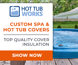 Custom Spa & Hot Tub Covers at Hot Tub Works!