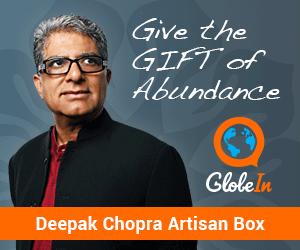 Deepak Chopra Artisan Box