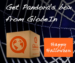 Get Pandora's box from GlobeIn