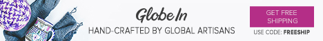 Free Shipping on 1st Box of GlobeIn Artisan Box subscriptions