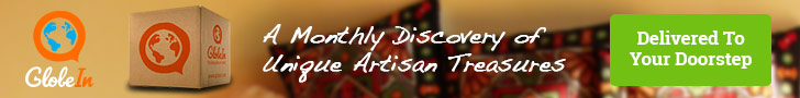 Monthly discovery of unique artisan treasures