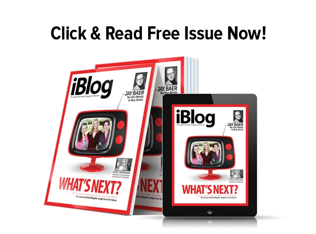 iBlog Magazine for Professional Women Bloggers
