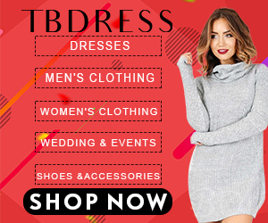 Save up to 95% at TBDress.com