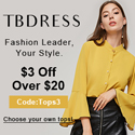 Tbdress Tops Extra $3 off over $20, Shop Now!