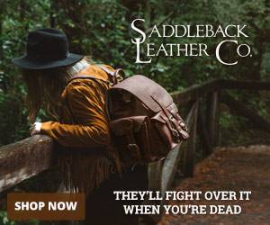 SaddlebackLeather