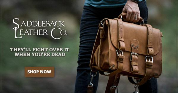 SaddlebackLeather