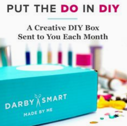 Monthly DIY Box