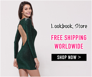 Lookbookstore Free Shipping