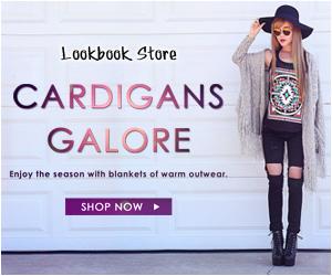 Cardigans Galore - 300x250