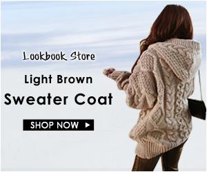Sweater Coat - 300x250