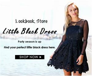 Black Dress - 300x250
