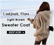 Sweater Coat - 180x150