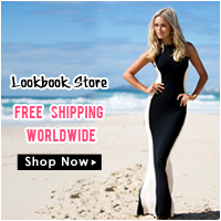 Lookbook Store Glam Maxi Dress