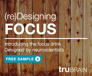 Focus More, try truBrain