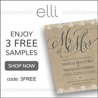 Free Wedding Samples from Elli.com