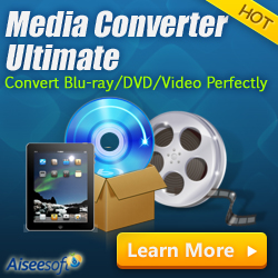 Convert BD/DVD/video to the desired format 30X faster