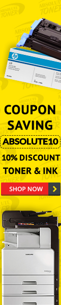 Toner & Ink - 10% Discount Code