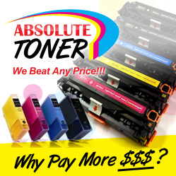 Why pay more for Toner and Ink? Start Saving Now!