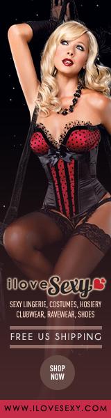 Sexy Lingerie, Costumes, Hosiery, Clubwear, Ravewear, & Shoes