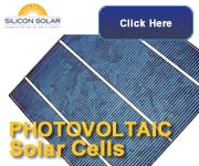 Solar Cells From Silicon Solar