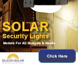 Solar Lights From Silicon Solar