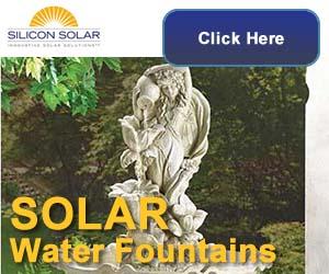 Silicon Solar Sample Creative Banner