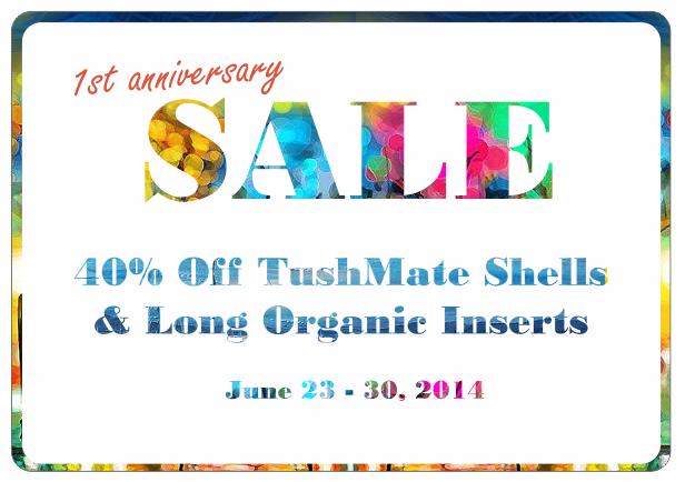 TushMate 1st Anniversary sale