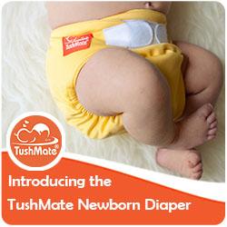 TushMate Newborn Diaper