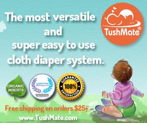 TushMate Cloth Diapers
