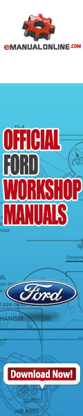 Official Ford Workshop Manuals