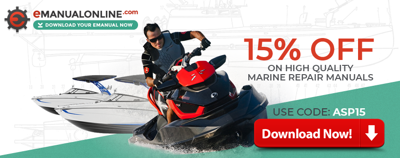eManualonline.com Save 15% OFF on High Quality Marine Repair Manuals