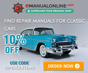 eManualonline - Get Classic Cars Repair Manuals Today!