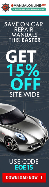 eManualonline.com 15% OFF Site Wide