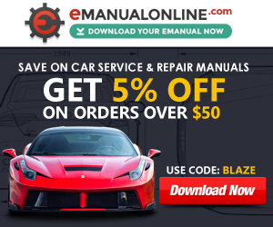 eManualonline.com - Save 5% OFF on orders Over $50, Use Code Blaze