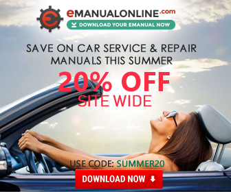 eManualonline Massive Summer Offer 20% OFF Site Wide, Use Code: SUMMER20