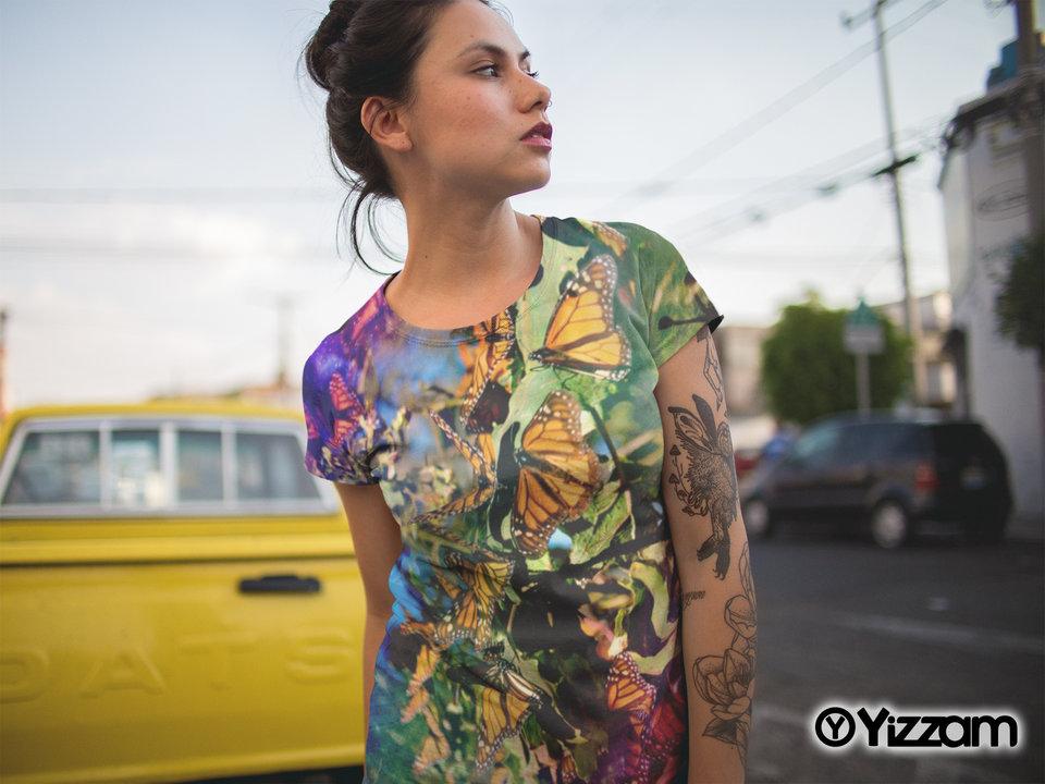 yizzam Van Gogh shirt