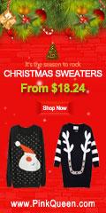 Ugly Christmas Sweaters Sale!