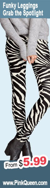 Up to 20% Off & Free Shipping on Leggings at PinkQueen.com!