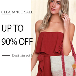 Pink Queen Clearance Sale is on! Up to 90% off!