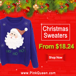 Ugly Christmas Sweaters Sale!