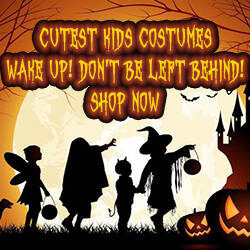 Cutest kids' costumes on Pink Queen! Starting from $4.99!