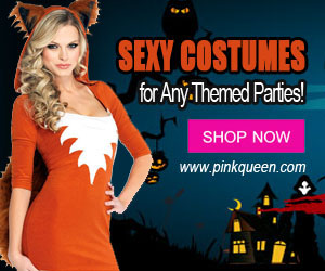 PinkQueen Sexy Halloween Costumes Up to 80% Off!