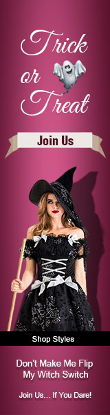 Trick or treat, don't make me flip my Witch switch.