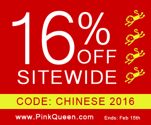 CHEERS TO LUNAR NEW YEAR 16% OFF SITEWIDE