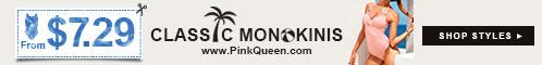 Best choice of summer: CLASSIC MONOKINIS!