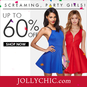 Screaming, Party Girls! Up to 60% OFF!