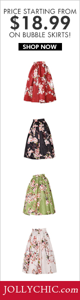 Bubble Skirts on Sale - Save up to 52% Off on over 185+ Bubble Skirts to delight your wardrobe this summer at JollyChic.com. Check out the comfortable and fashionable Bubble Skirts!