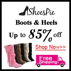 Shoepie crazy discount for New Year