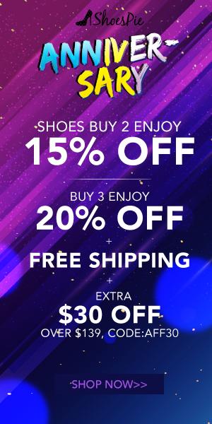 Shoespie Anniversary Super Sale!